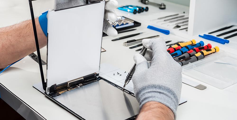 Empresa de reparación de iPads en Oviedo
