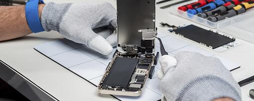 Empresa de reparación de móviles