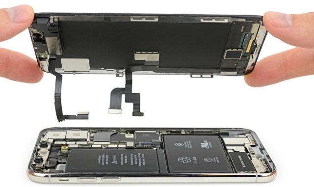 Empresa de reparación placa base iPhone
