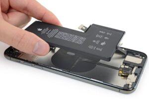 Cambio de batería original iPhone