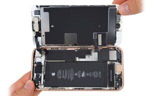 Cambio pantalla original iPhone