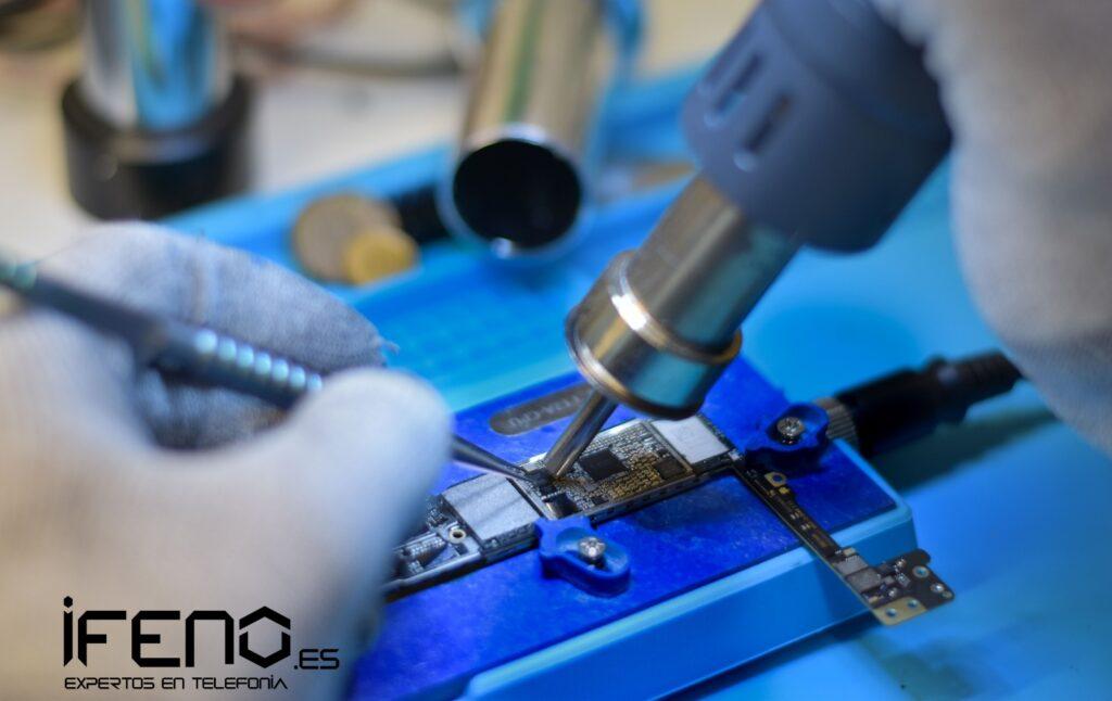 Empresa de reparación de placa base avanzada